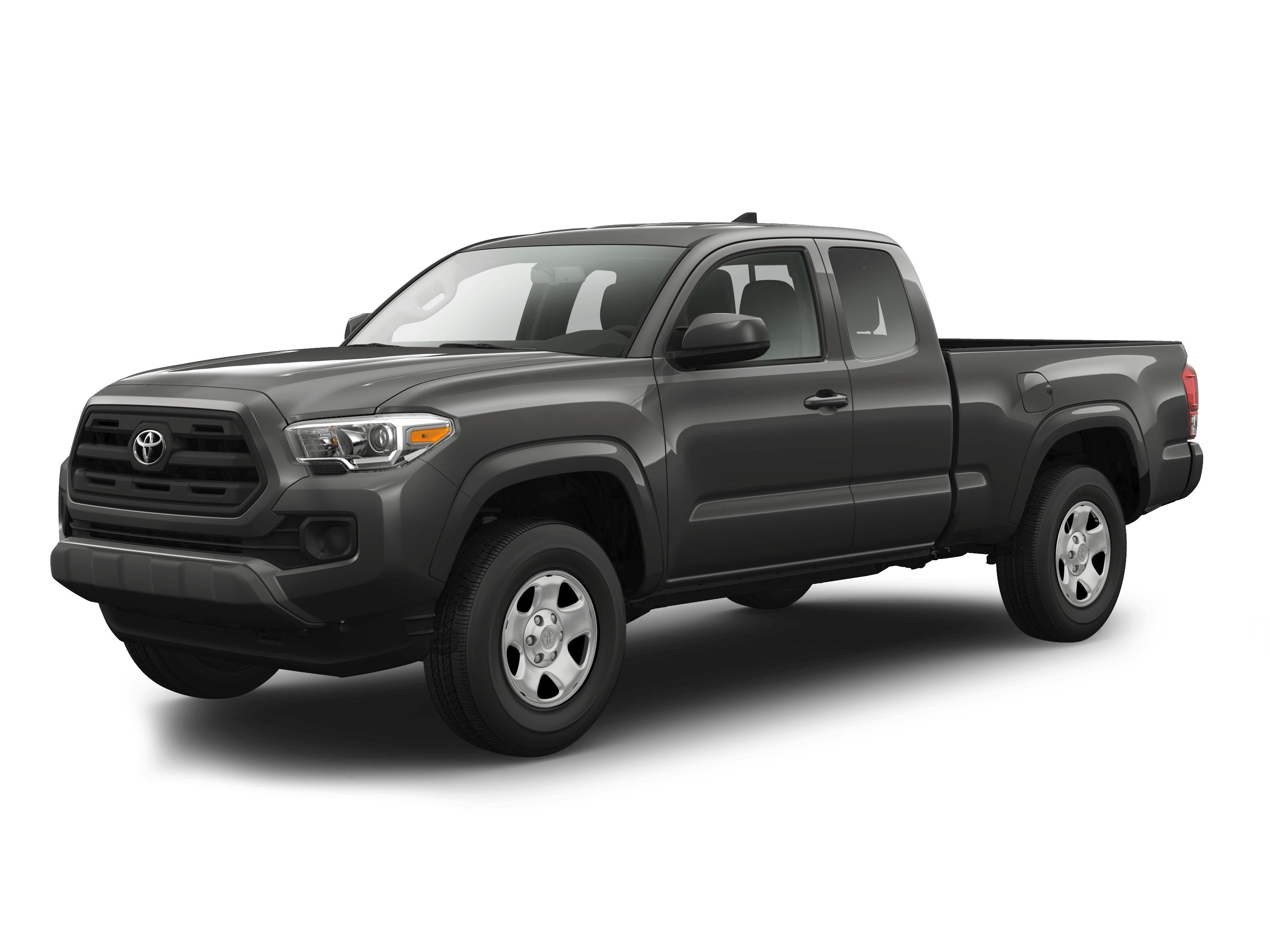 2019 Tacoma 4x2 Access Cab Standard Magnetic Grey Metallic Kingston Toyota Ontario